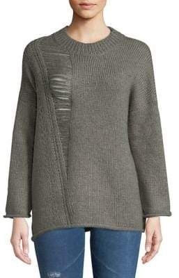 French Connection Isabelle Long-Sleeve Sweater