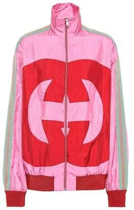 Gucci Interlocking G track jacket