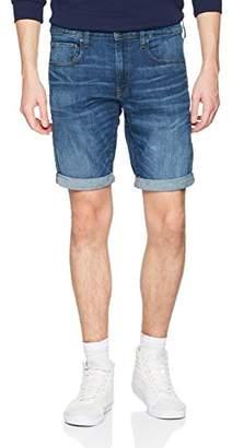 G Star Men's 3301 Slim 1/2 Short,(Manufacturer Size: 38)