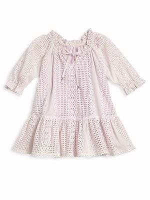 Zimmermann Kids Little Girl's& Girl's Laelia Cotton Dress