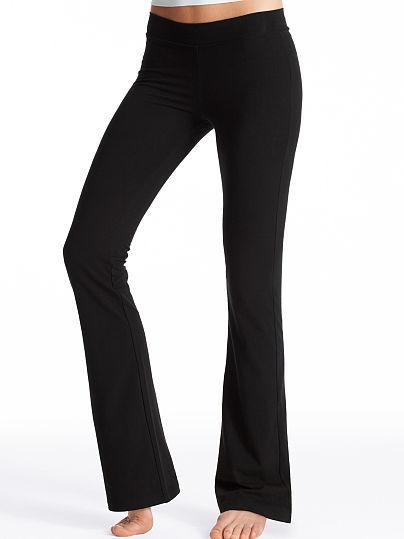 Victoria's Secret Classic Yoga Pant