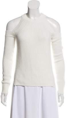 Rag & Bone Cold-Shoulder Knit Sweater