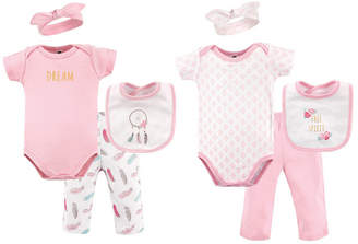 Baby Vision Hudson Baby Grow With Me Clothing Gift Set, 8-Piece, 0-6 Months