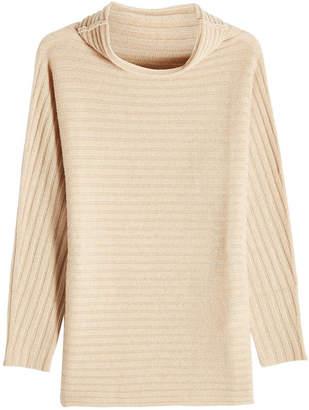 Max Mara Ribbed Cashmere Pullover