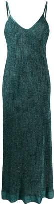M Missoni lurex knit maxi dress