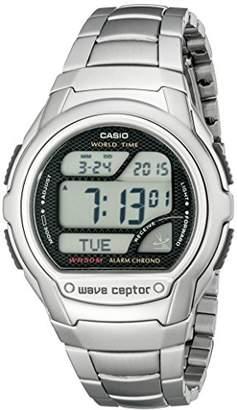 Casio Men's WV58DA-1AV Waveceptor Atomic Sport Watch