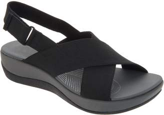 Clarks CLOUDSTEPPERS by Adjustable Sandals - Arla Kaydin