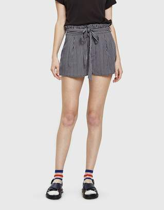 Isabella Collection Farrow High-Waisted Shorts