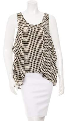 Thakoon Printed Silk Top w/ Tags
