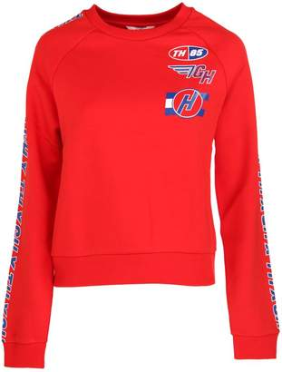Tommy Hilfiger (トミー ヒルフィガー) - Tommy Hilfiger X Gigi Hadid Racing Sweatshirt