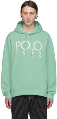 Polo Ralph Lauren Green 1992 Hoodie