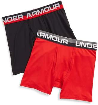 2-Pack Solid Performance Briefs