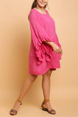 Umgee USA Mineral Washed Dress