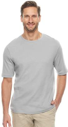 Croft & Barrow Men's Classic-Fit Solid Performance Crewneck Tee