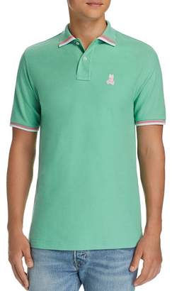 Psycho Bunny Marlow Tipped Polo Shirt