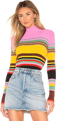 Diane von Furstenberg Dara Crop Sweater