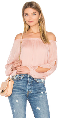 Sanctuary Chantel Off Shoulder Top $89 thestylecure.com