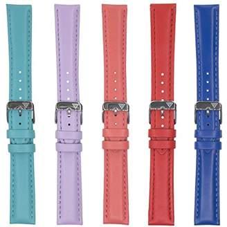 Dakota Unisex-Adult 4783 Colorful Genuine Leather Band (16 mm
