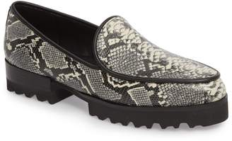 Donald J Pliner Enza Lug Sole Loafer