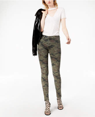 Hudson Barbara High Rise Super Skinny Ankle Jean