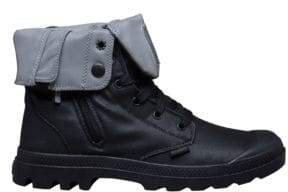 Palladium Baggy Zip On Ankle Boots