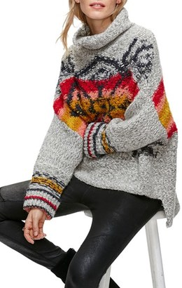 Women's Free People Arctic Blast Pullover $148.50 thestylecure.com