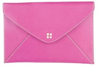 Kate SpadeKate Spade New York Textured Leather Envelope Clutch