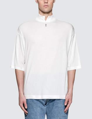 SASQUATCHfabrix. Stand Collar S/S T-Shirt