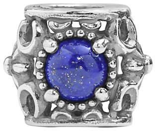 American West Sterling Silver Gemstone Bead Sli