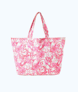 Lilly Pulitzer goop x Palm Beach Tote