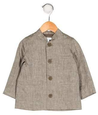 Marie Chantal Boys' Linen-Blend Jacket w/ Tags