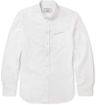 Officine Generale Cotton Oxford Shirt