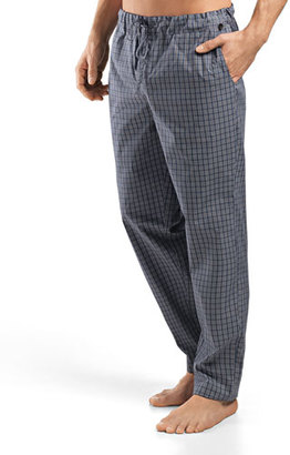 Hanro Night & Day Woven Lounge Pants $128 thestylecure.com