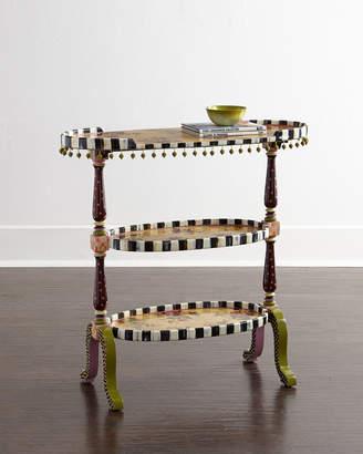 Mackenzie Childs Bellhop Table
