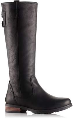 Sorel Emelie Waterproof Leather Tall Boots