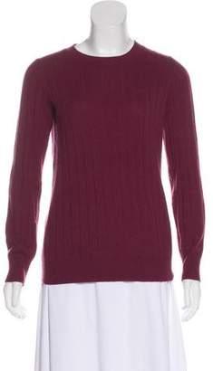 Madeleine Thompson Long Sleeve Cashmere Sweater