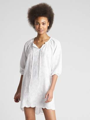 Gap Dreamwell Floral Pattern Dress Cover-Up