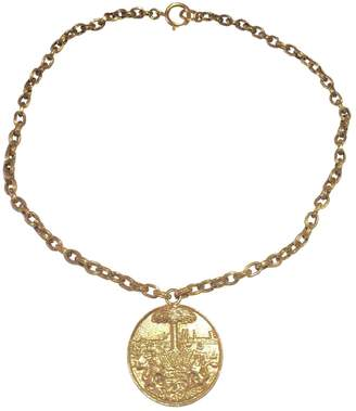 Chanel Medallion necklace
