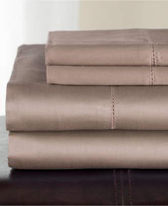 Elite Home Andiamo Cotton 500 Thread Count 4-Pc. California King Sheet Set Bedding