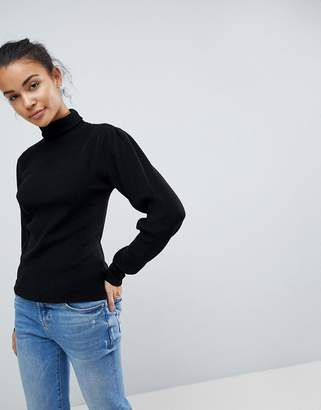 Fashion Union Polo Neck Jumper