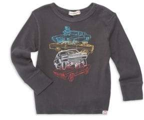 Appaman Baby Boy's Cotton Car Tee