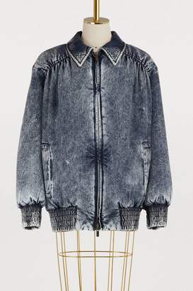 Miu Miu Jean jacket