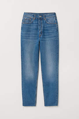 H&M Slim Mom Jeans - Blue