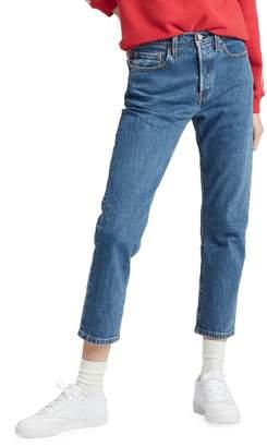 Levi's 501 Jive Cropped Jeans