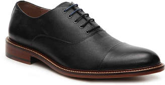 Aston Grey Bandino Cap Toe Oxford - Men's