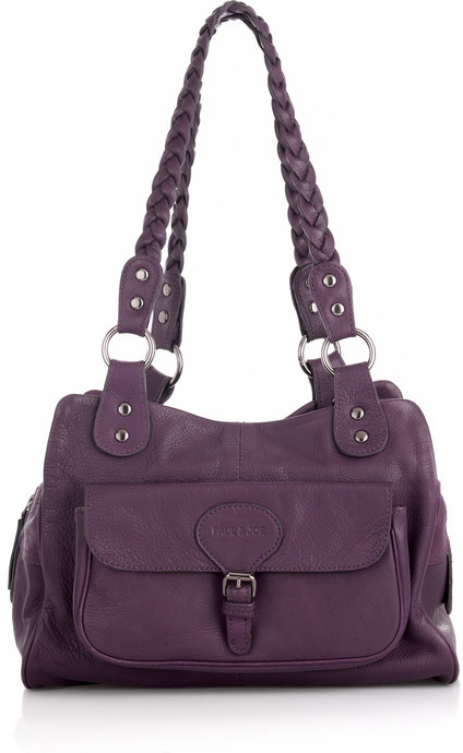 Paul & Joe Paul & Joe for theOutnet leather shoulder bag