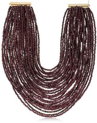 Rosantica Sogno Multi Strand Beaded Necklace