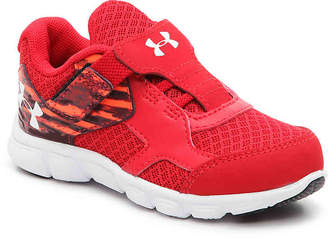 Under Armour Thrill 3 Toddler Sneaker - Boy's