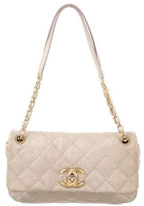 Chanel Ultimate Stitch Retro Chain Flap Bag