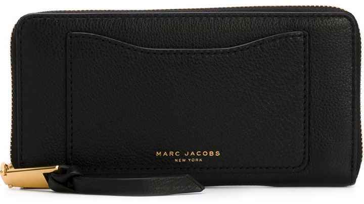 Marc Jacobs Marc Jacobs 'Recruit' continental wallet